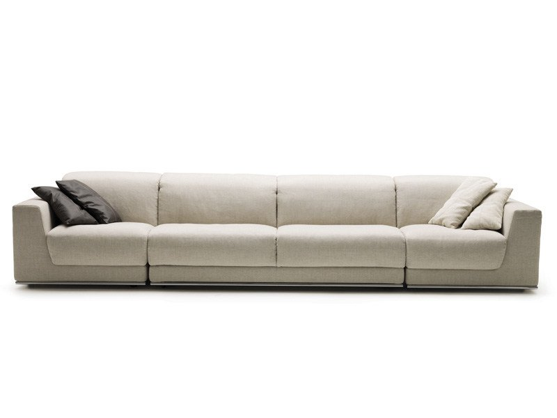 JOE | 5 seater sofa By Milano Bedding design Alessandro Elli
