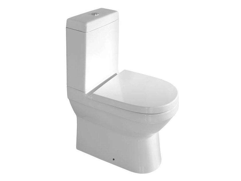 Close coupled toilet ACRO | Toilet by NOKEN