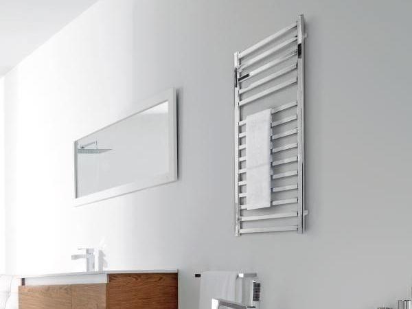 Wall Mounted Towel Warmer Nk Logic By Noken
