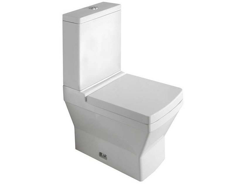 Close coupled toilet NK LOGIC | Close coupled toilet by Noken