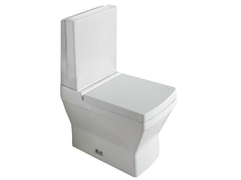 Close coupled toilet NK LOGIC | Toilet by Noken