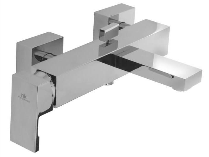 2 hole bathtub mixer NK LOGIC | Bathtub mixer by NOKEN