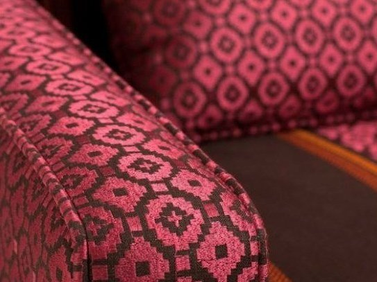 Linen upholstery fabric FEZ by Equipo DRT