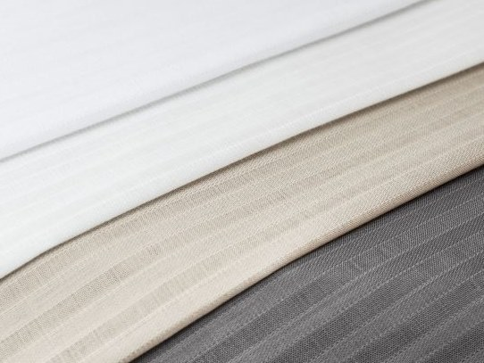 Synthetic fibre fabric for curtains UP-HOME 300 by Equipo DRT