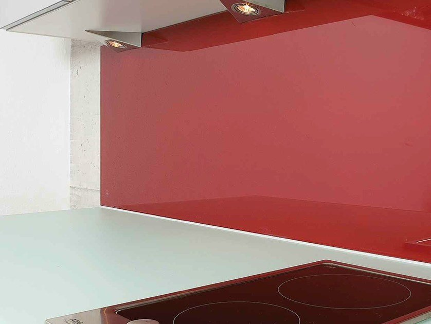 Scratch-resistant satin glass ANTISCRATCH by Glassolutions