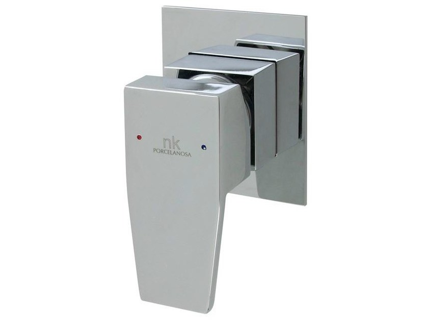 1 hole shower mixer ACRO-N | Shower mixer by NOKEN