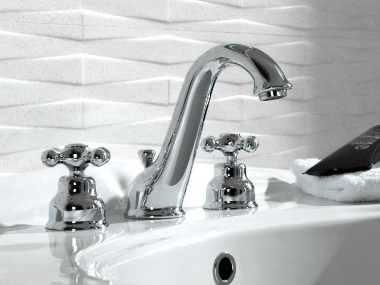 Washbasin tap with aerator with flow limiter FEIS | Washbasin tap with aerator by NOKEN