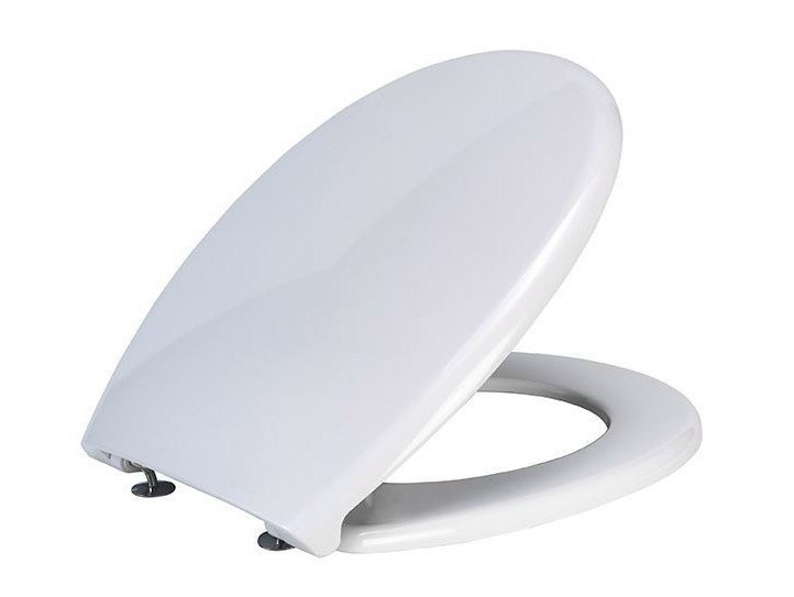 Toilet seat with soft close CITY | Toilet seat by NOKEN