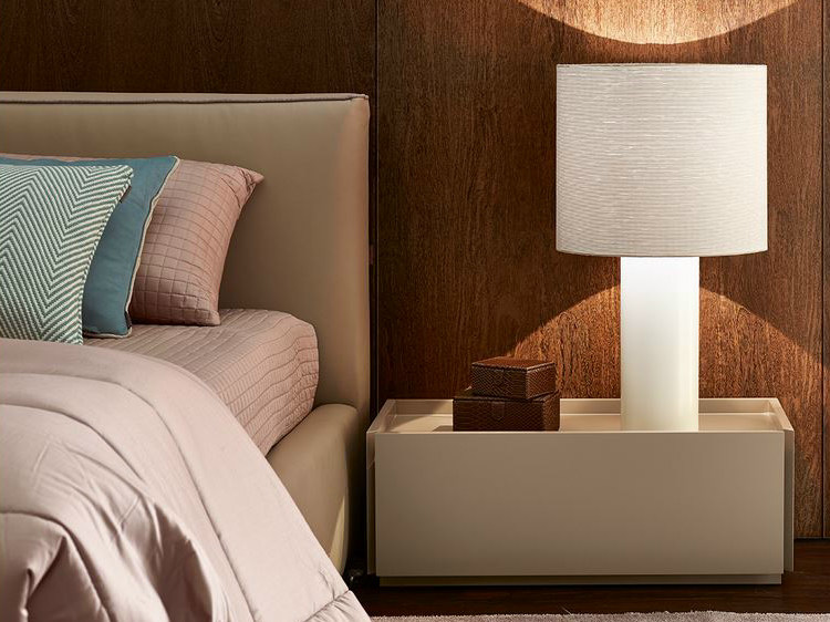 Rectangular bedside table ROME | Bedside table by VANGUARD CONCEPT