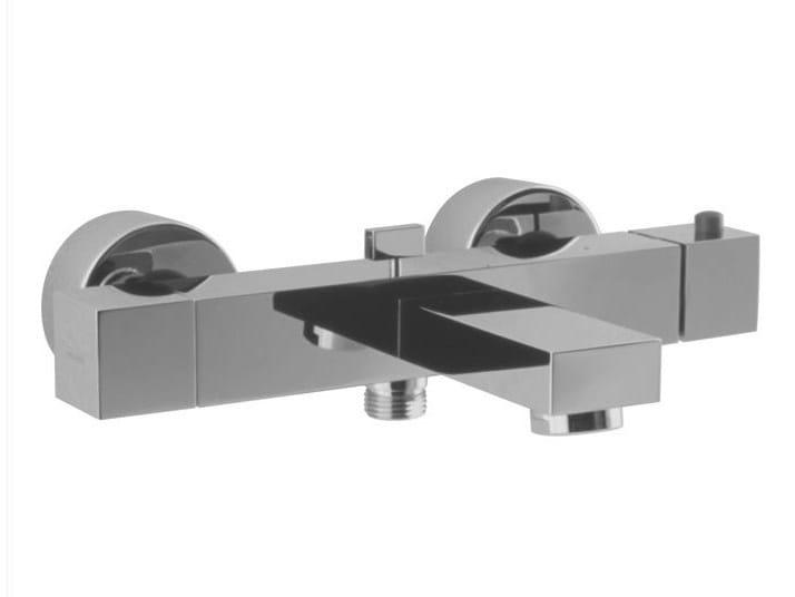 2 hole bathtub tap with aerator IRTA | Bathtub mixer by NOKEN
