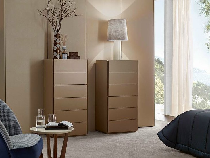 Wooden chest of drawers ROME | Chest of drawers by VANGUARD CONCEPT