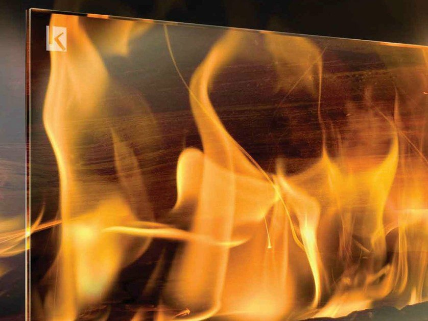 Fire-resistent glass KERALITE by Glassolutions