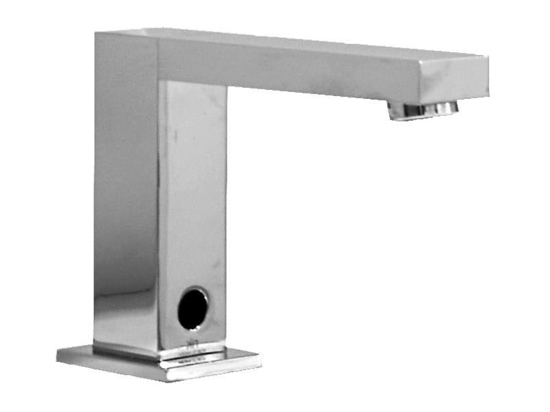 Electronic washbasin mixer with aerator IRTA | Electronic washbasin mixer by Noken