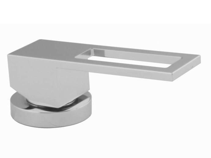 Chrome-plated 1 hole washbasin mixer IRTA | Chrome-plated washbasin mixer by Noken