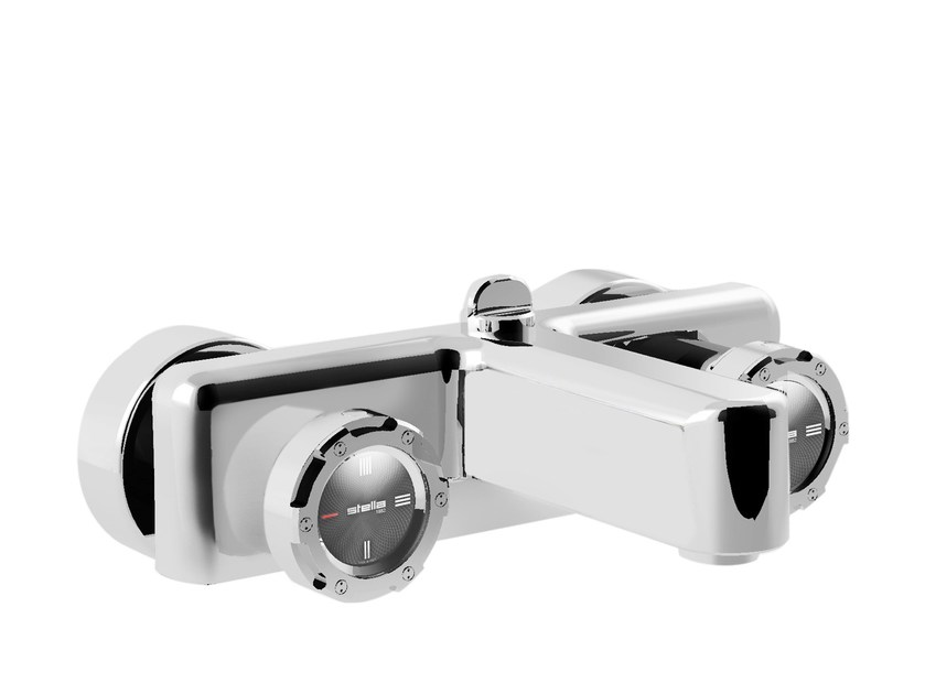 Bathtub tap with diverter TIMEASTER 3267-52 by RUBINETTERIE STELLA