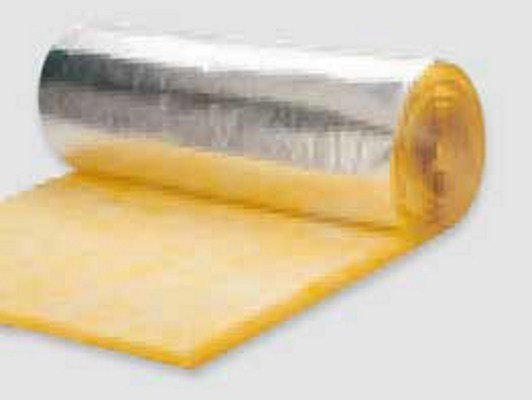 Glass wool Sound insulation and sound absorbing panel in mineral fibre URSA DF 34 Ab by URSA