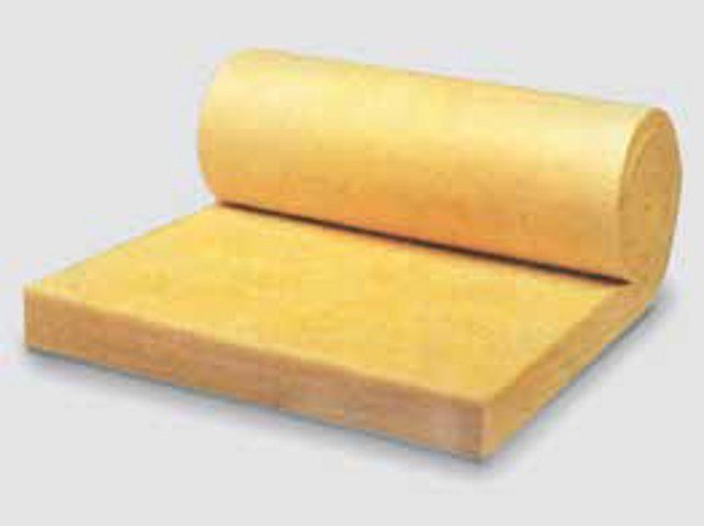 Glass wool Sound insulation and sound absorbing panel in mineral fibre URSA SF34 by URSA