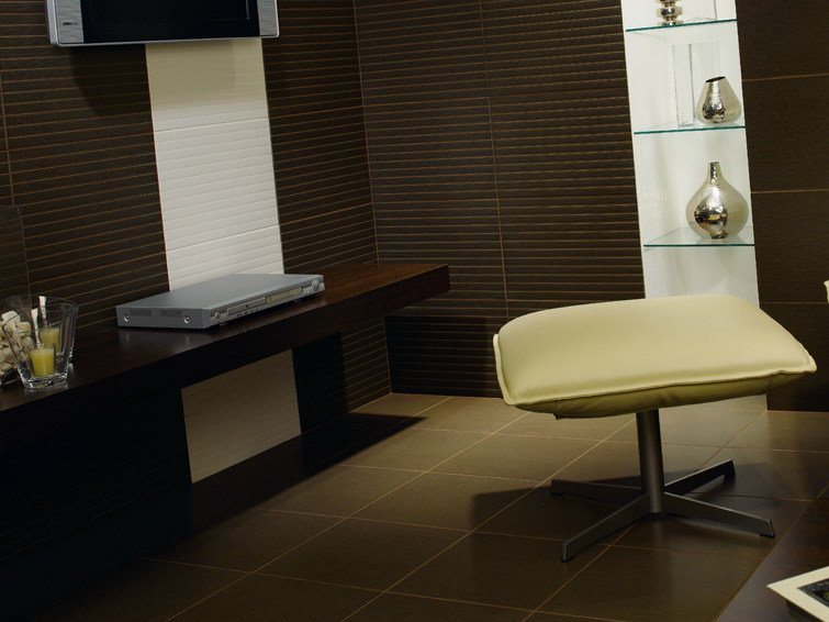 Wall/floor tiles with wood effect ESSÊNCIA by Revigrés