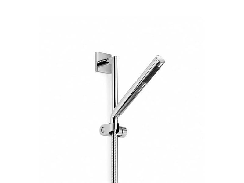 Shower wallbar with hand shower SYMETRICS by Dornbracht