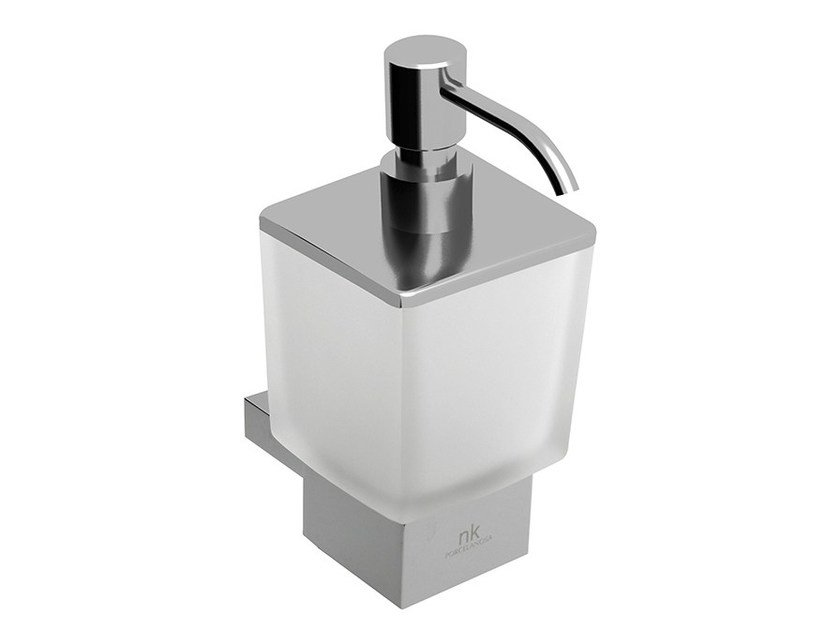 Wall-mounted liquid soap dispenser URBAN-C | Liquid soap dispenser by Noken