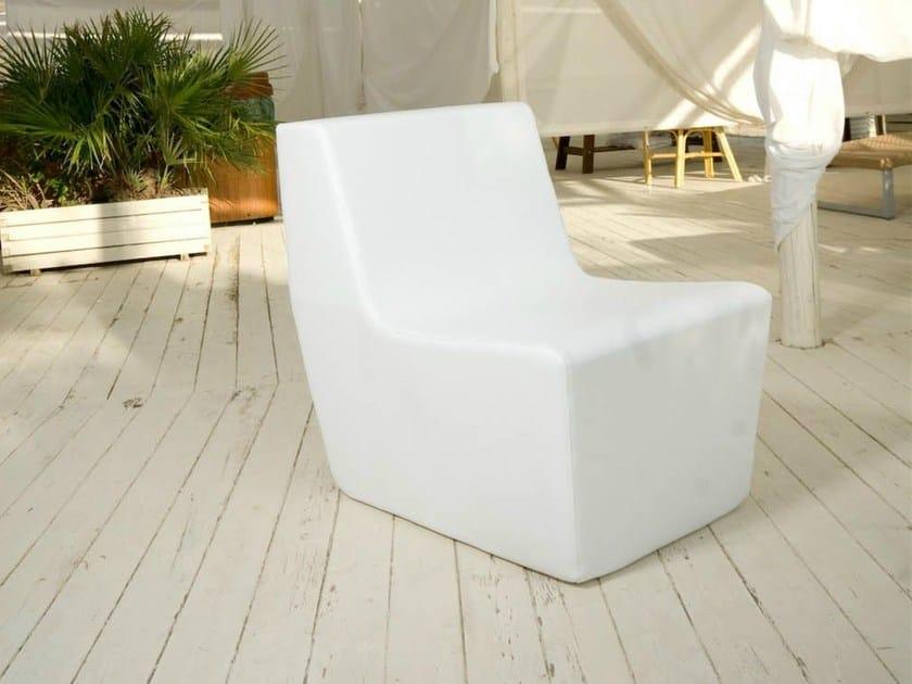 Garden armchair DIAMONDS   Garden armchair by Trona