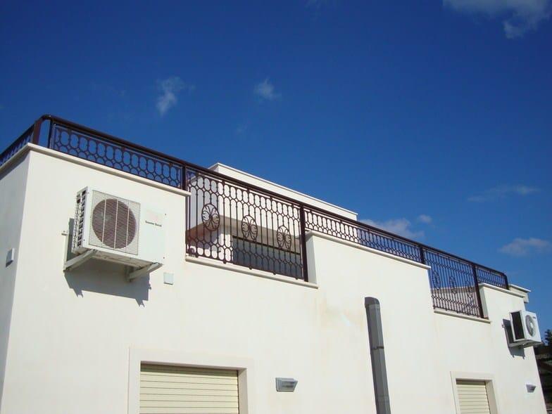 Iron balustrade CAN.04   Balustrade by CITYSì recinzioni