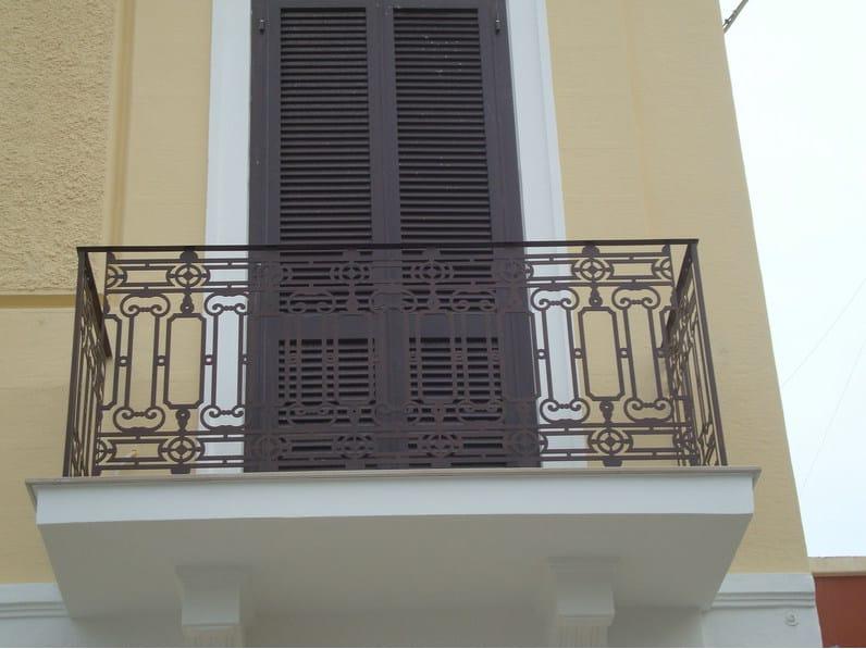 Iron balustrade PAN.36 | Balustrade by CITYSì recinzioni