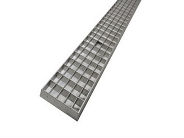 Walkable metal Grille KLB 33x22 by F.lli MALIN