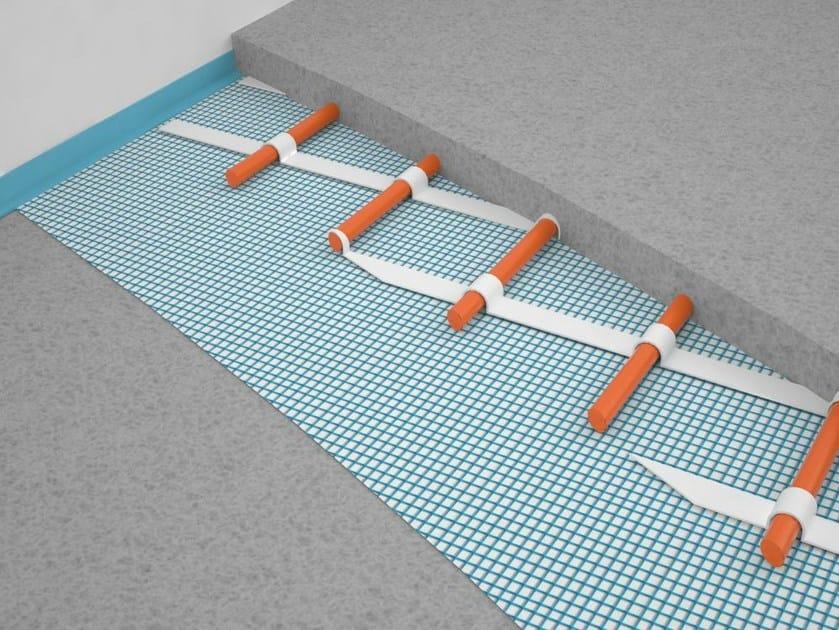 Reti di sottofondo per pavimentazioni prodotti per la posa di