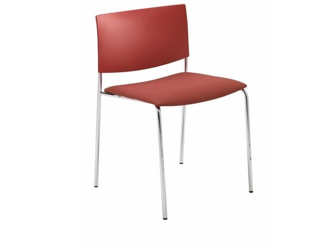 Stackable chair SIT MIX | Chair by Andreu World