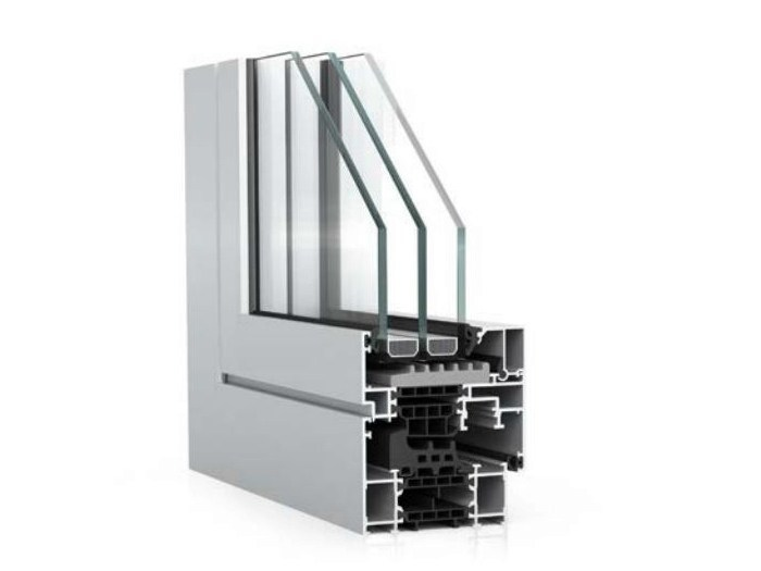 High insulation multi-chamber system WICLINE 75 evo - High Insulation by WICONA