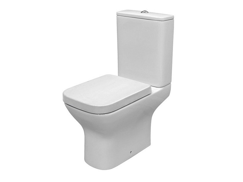 Close coupled toilet URBAN | Close coupled toilet by Noken