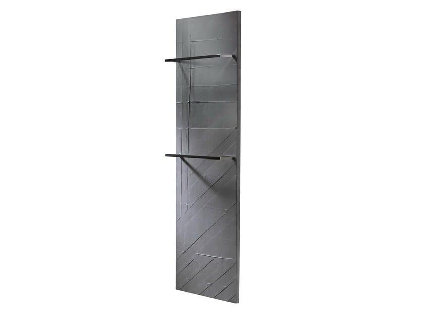Vertical Olycale® towel warmer ECUME BAIN by Cinier
