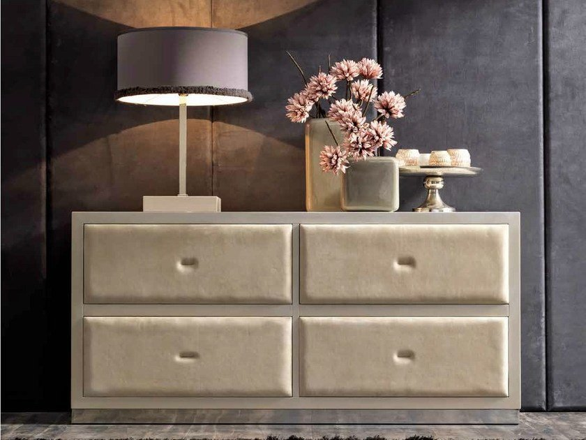 Contemporary style chest of drawers KEOPE-SOFT | Chest of drawers by CorteZari