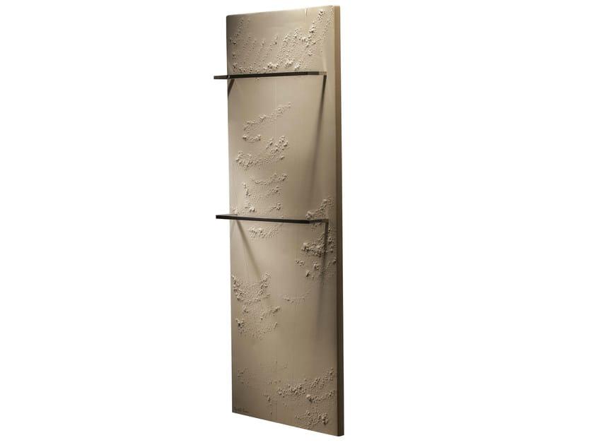 Vertical Olycale® towel warmer ORIGINE BAIN by Cinier