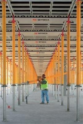 MULTIPROP PERI MULTIPROP -  puntelli in alluminio leggeri e caratterizzati da una portata elevata