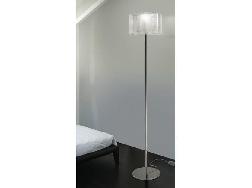 Crystal floor lamp CHIMERA PT by Vetreria Vistosi