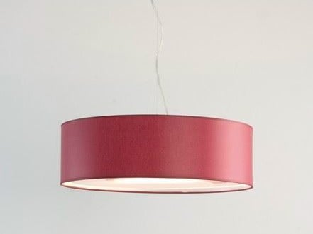LED fluorescent metal pendant lamp UFO by luxcambra