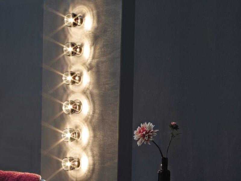 Blown glass wall lamp / ceiling lamp DAMASCO FA C by Vetreria Vistosi