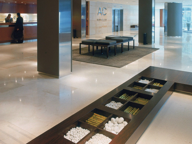 Natural stone wall/floor tiles SCALEA®   Flooring by Cosentino