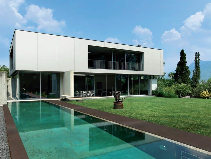Ultra thin outdoor Dekton® wall tiles DEKTON® | Outdoor wall tiles by Cosentino