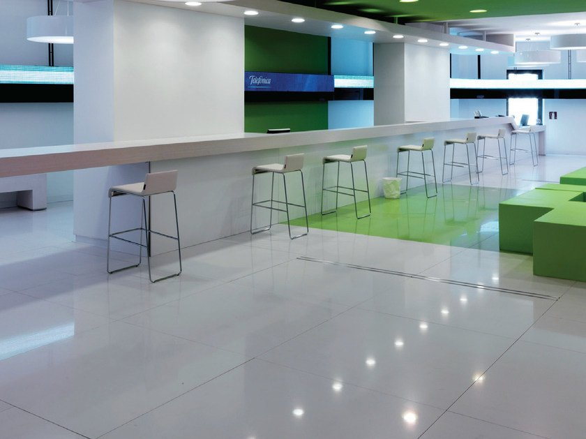 Silestone® wall/floor tiles SILESTONE®   Flooring by Cosentino