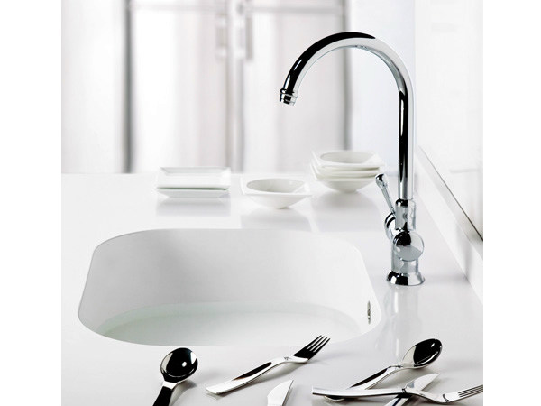 Single Undermount Silestone® Sink INTEGRITY ONE By Cosentino