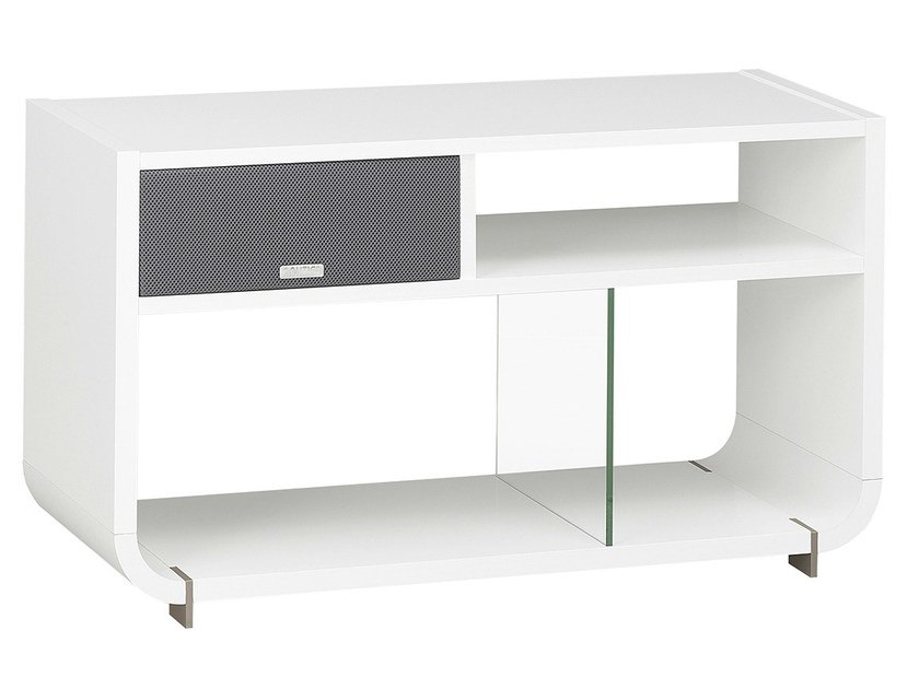 Side unit with sound SETIS | TV cabinet by GAUTIER FRANCE