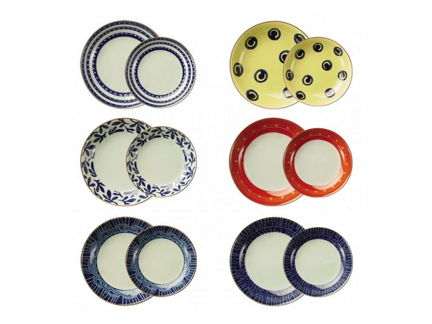 Plate PLATE SMALL-LARGE by Covo