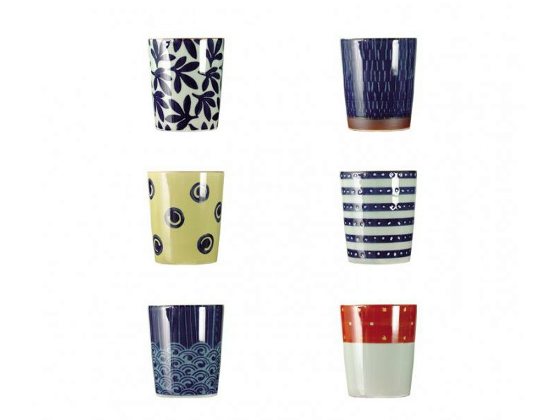 Glass FREECUP SMALL by Covo