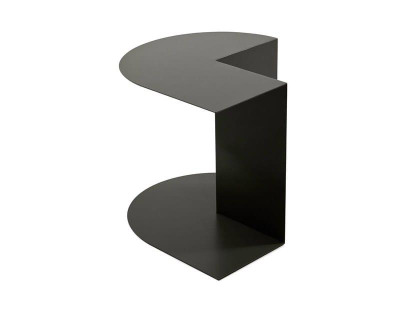 Modular steel coffee table KNOT   Coffee table by Varaschin