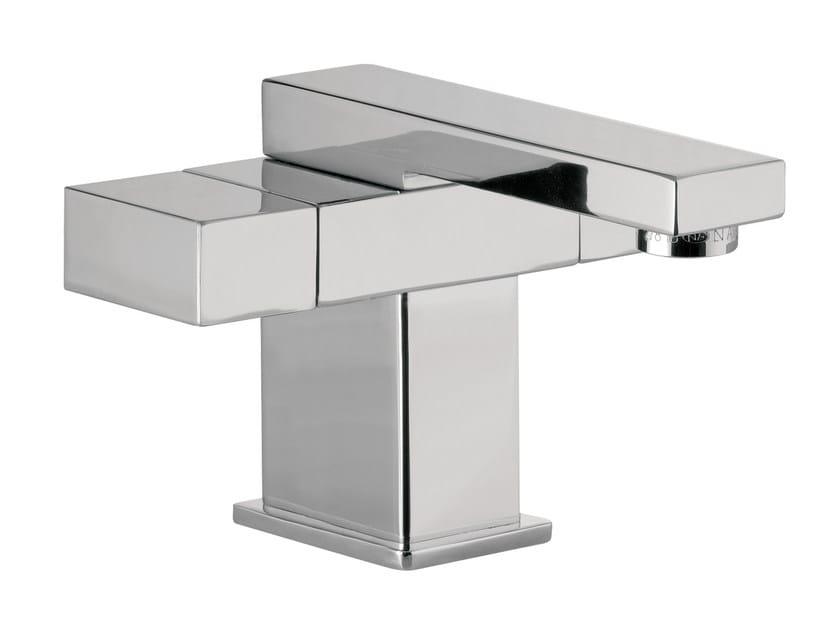 Countertop 1 hole washbasin mixer TWIN | Washbasin mixer by Daniel Rubinetterie