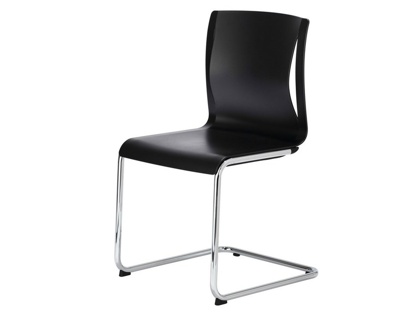 Cantilever reception chair JUVENTA | Cantilever chair by König Neurath