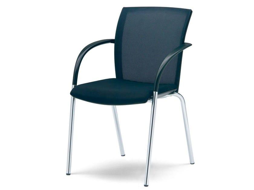 Reception chair OKAY   Reception chair by König Neurath